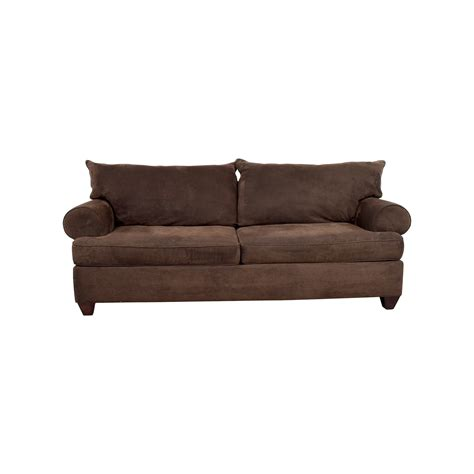 Brown Corduroy Sofa Vista 3 Piece Sectional Ashley