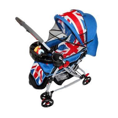 Kereta Dorong Bayi Kembar Pliko jual pliko stroller 398 rodeo kereta dorong bayi
