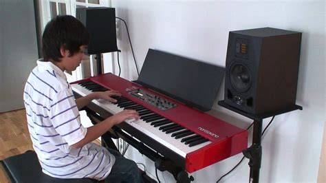 merry christmas  lawrence piano cover hd youtube