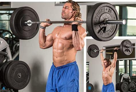 military press vs bench press 16 laws of shoulder training