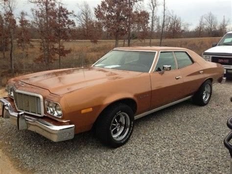 1973 Ford Torino 4 Door by Purchase Used 1973 Gran Torino Brougham In Wales