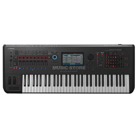Keyboard Yamaha Montage 8 Yamaha Montage 6 61 Tasten Keyboard