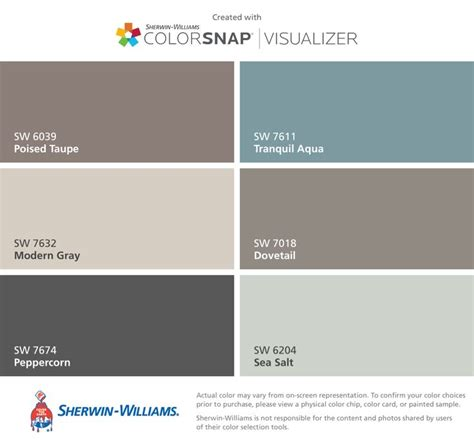 sherwin williams poised taupe color palette the 25 best sherwin williams poised taupe ideas on