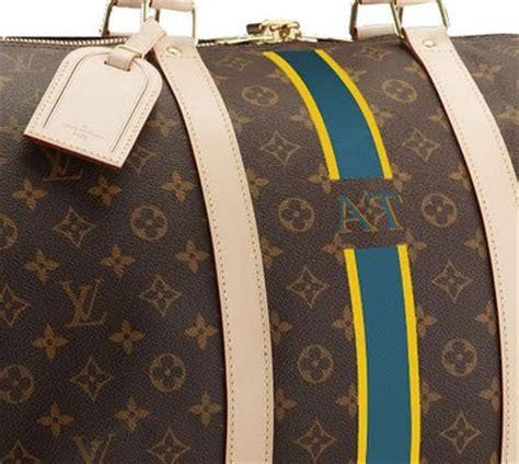 Tas Bonia Original Serut Monogram Sz be an original fashionistas personalize your louis vuitton with mon monogram luxe gifts