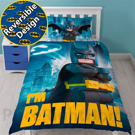 lego movie comforter set lego batman movie hero single duvet cover and pillowcase