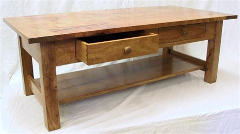 mesquite coffee table construction wgh woodworking