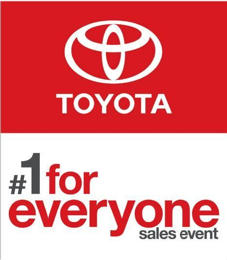 Toyota Sale Event 1000 Ideas About Toyota Lease Specials On