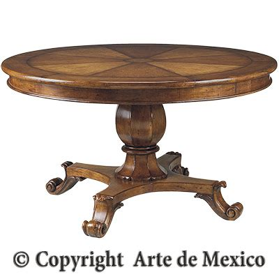 Arte De Mexico Furniture by Arte Wood Dining Sets Dining Table 1254 Page