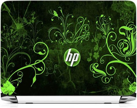green vinyl wallpaper finearts hp green wallpapers vinyl laptop decal price in