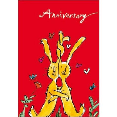Ocado Gift Card - quentin blake anniversary card from ocado