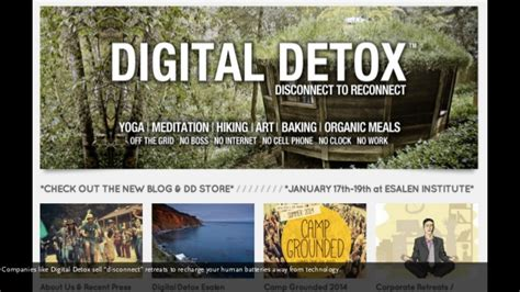 Digital Detox Company by Http Thedigitaldetox Org Companies Like Digital Detox
