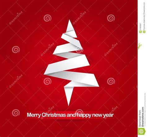 vector del arbol de navidad fotografia de archivo libre de regalias fondo abstracto del vector con el 225 rbol de navidad
