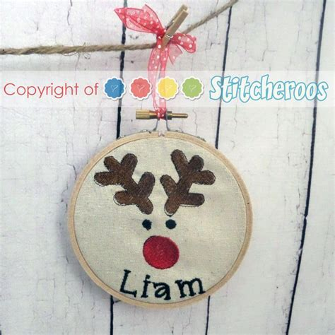 personalized christmas tree ornaments christmas pinterest