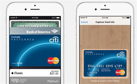 Can I Use My Apple Gift Card For Itunes - apple pay lets man scan use wife s citi credit card without additional verification
