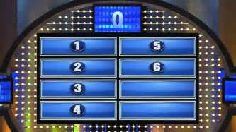 family fued template we are the company in the stl to offer family feud