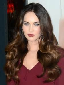 fox news women with layered hair cuts pictures megan fox hairstyles megan fox long layered