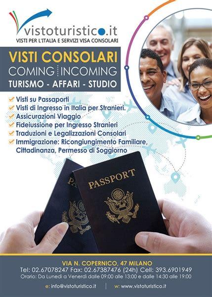 visto d ingresso in italia visto turistico per l italia ingresso in italia per gli