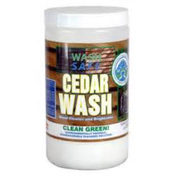 buy cedar wash  wash safe industries wash safe