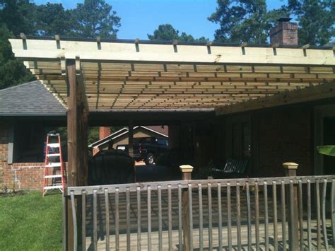 covered decks 3 different ideas to add a roof to your