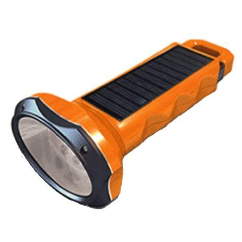 solar flash light solar powered flashlight