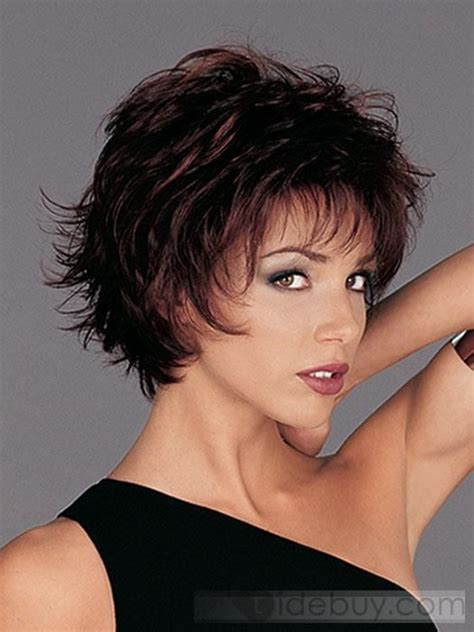 hair styles for the over 50s heavily layered into the neck best short hairstyle for women over 40 sexy layered razor