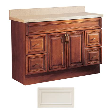 insignia ridgefield vanilla traditional bathroom vanity common      actual