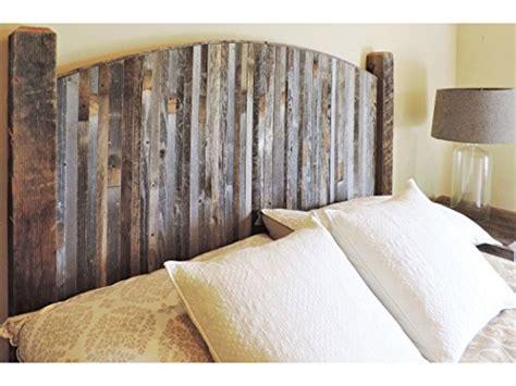 reclaimed barn wood headboard farmhouse style arched king bed barn wood headboard w