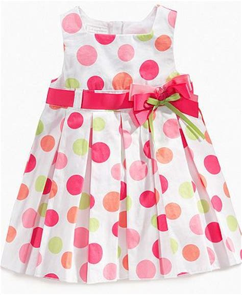 Bellbird Dress Anak Polkadot poka dots baby clothez baby and polka dots