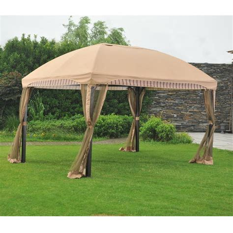 Backyard Creations Steel Roof Gazebo Backyard Creations 13 X 10 Gazebo 28 Images Backyard