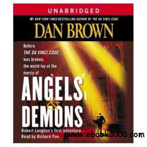 And Demons By Dan Brown Novel Ebook dan brown demons audiobook free ebooks