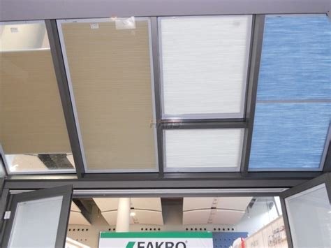 Electric Window Shades Insulated Glass With Electric Cellular Shades Sun Roof