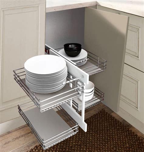 acceder  todos los rincones  facilidad gracias  bandejas totalmente extraibles muebles de
