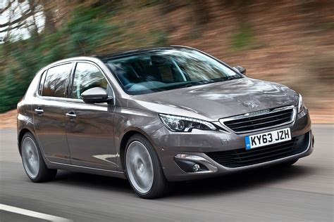 peugeot car of the year new peugeot 308 crowned car of the year 2014 autocar