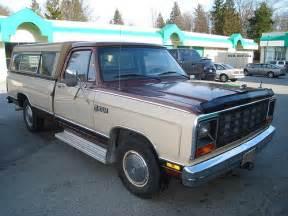 1983 dodge ram d 150 truck custom cab flickr