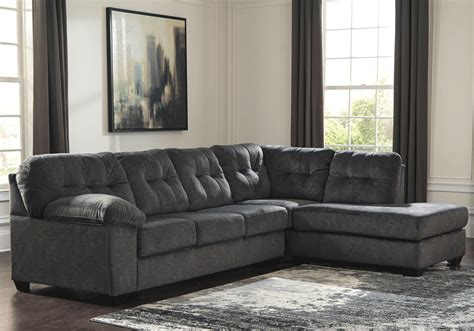2pc sectional sofa accrington granite 2pc laf sofa sectional