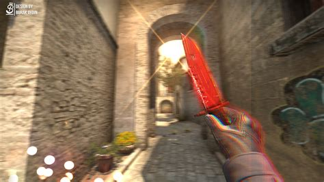 4k cs go wallpaper cs go m9 bayonet crimson web 4k hd wallpaper cs go
