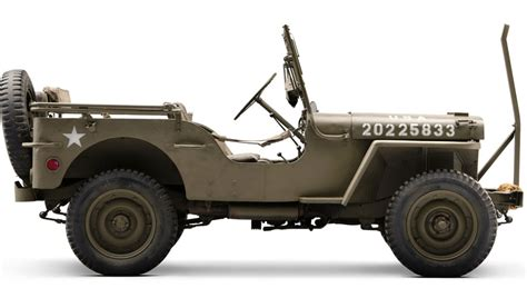 ww2 jeep side view the history of the jeep willys overland gear patrol