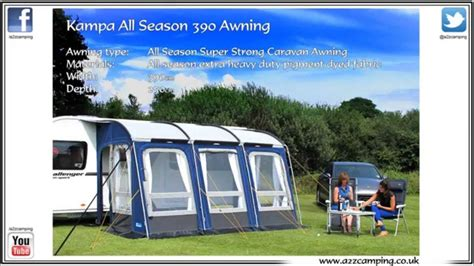 All Weather Caravan Awnings by New Ka Rally All Weather Awning 390 All Season Caravan