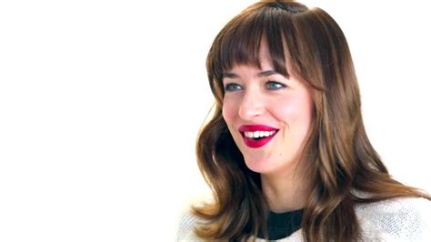 Fifty Shades Of Grey Dakota Johnson On The Biggest Surprise On Quot Fifty Shades Of