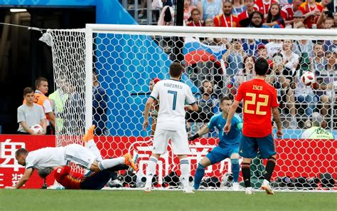How Are The Mighty Fallen spain vs russia how are the mighty fallen in the 2018