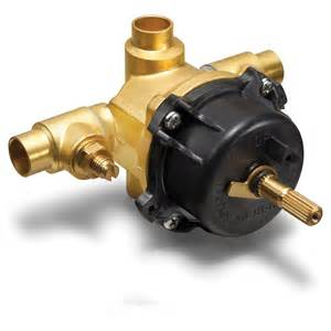 speakman sentinel cpv p is pressure balance shower valve
