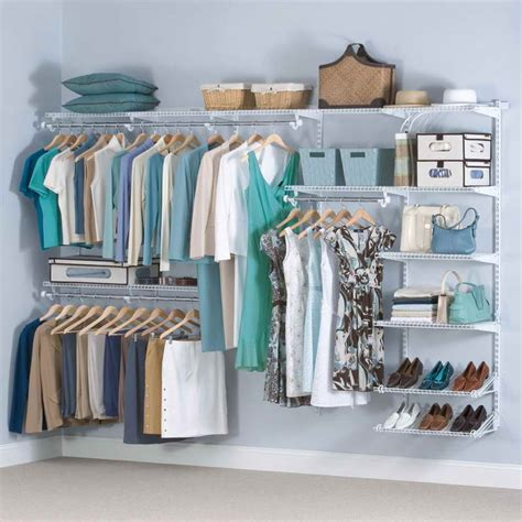 Bedroom Closet Organization Systems Closet Organizers Modern Magazin