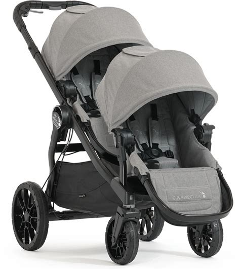 Baby Jogger City Select 1384 by Baby Jogger City Select Stroller Slate