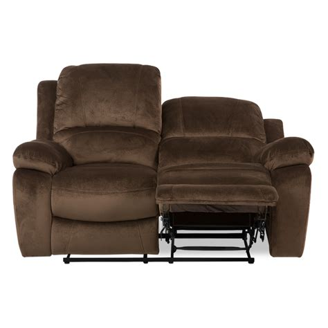 2 seater recliner sofa prices recliner sofa 2 seater geya truffle p price 417 22 eur