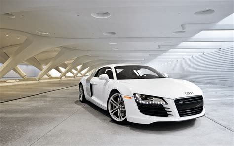 white audi r8 wallpaper free wallpaper of the top cars a white sports car audi r8