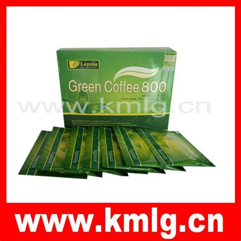 Coffee Green 800 effective slimming green coffee 800 products china