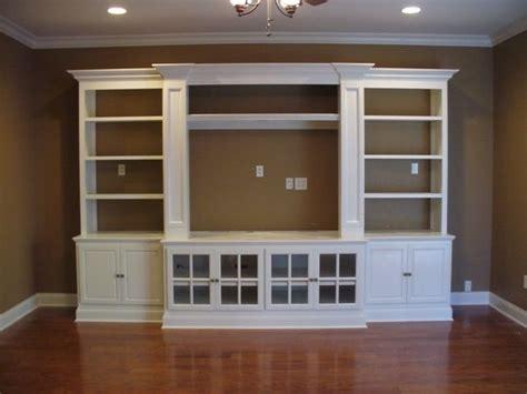 ikea billy bookcase entertainment center furniture built in entertainment center using ikea hemne pieces 2
