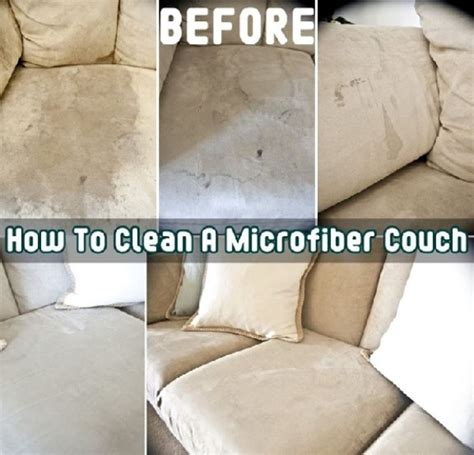 Deodorize Microfiber by How To Clean A Microfiber Home Design Garden