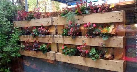 jardineras patio interior mueblesdepalets net decoraci 243 n de un patio interior con