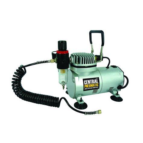 airbrush compressor 1 6 hp 40 psi